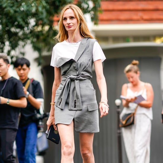 How to Wear a Dress Over a T-Shirt 2019