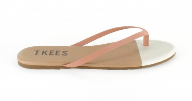 Tkees French Tip Flip Flops