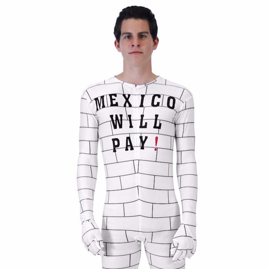 Petition Against Amazon's Border Wall Halloween Costume