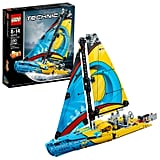 Lego Technic Racing Yacht