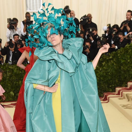 Frances McDormand at 2018 Met Gala