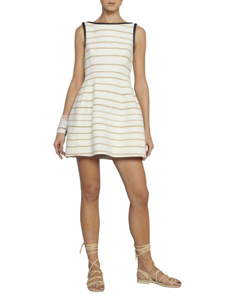 We love the lightness of this dress from Yigal Azrouel ($995)