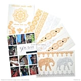 For Tweens and Teens: Flash Tattoos