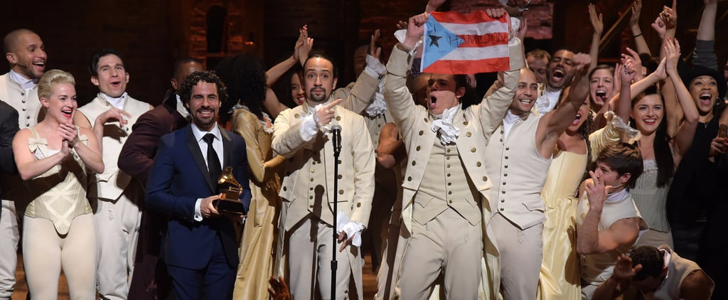 """""""Immigrants (Get the Job Done),"""" the New Track in The Hamilton Mixtape, Is Your 2017 Empowering Anthem"""