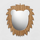 Pillowfort Lion Mane Wall Mirror ($15)
