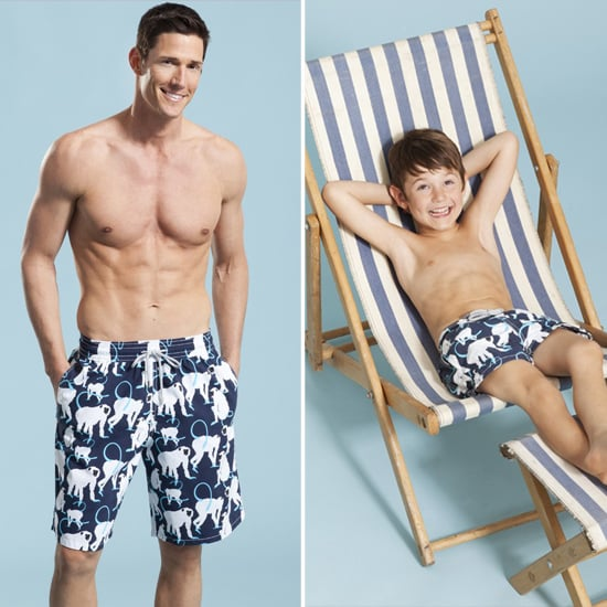 Vilebrequin Trunks For Dads and Their Boys