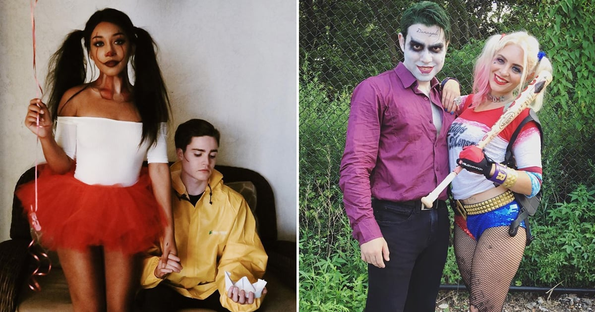 40+ Halloween Costumes For Couples Who Want to Scare the Sh*t Out of People