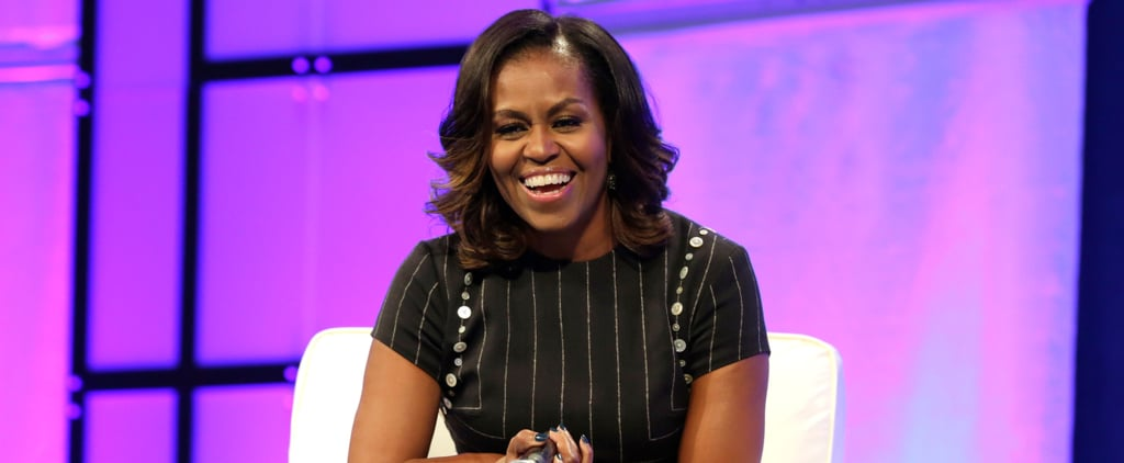 Michelle Obama Forever First Lady Comment May 2018