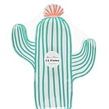Forever 21 Cactus Party Plates