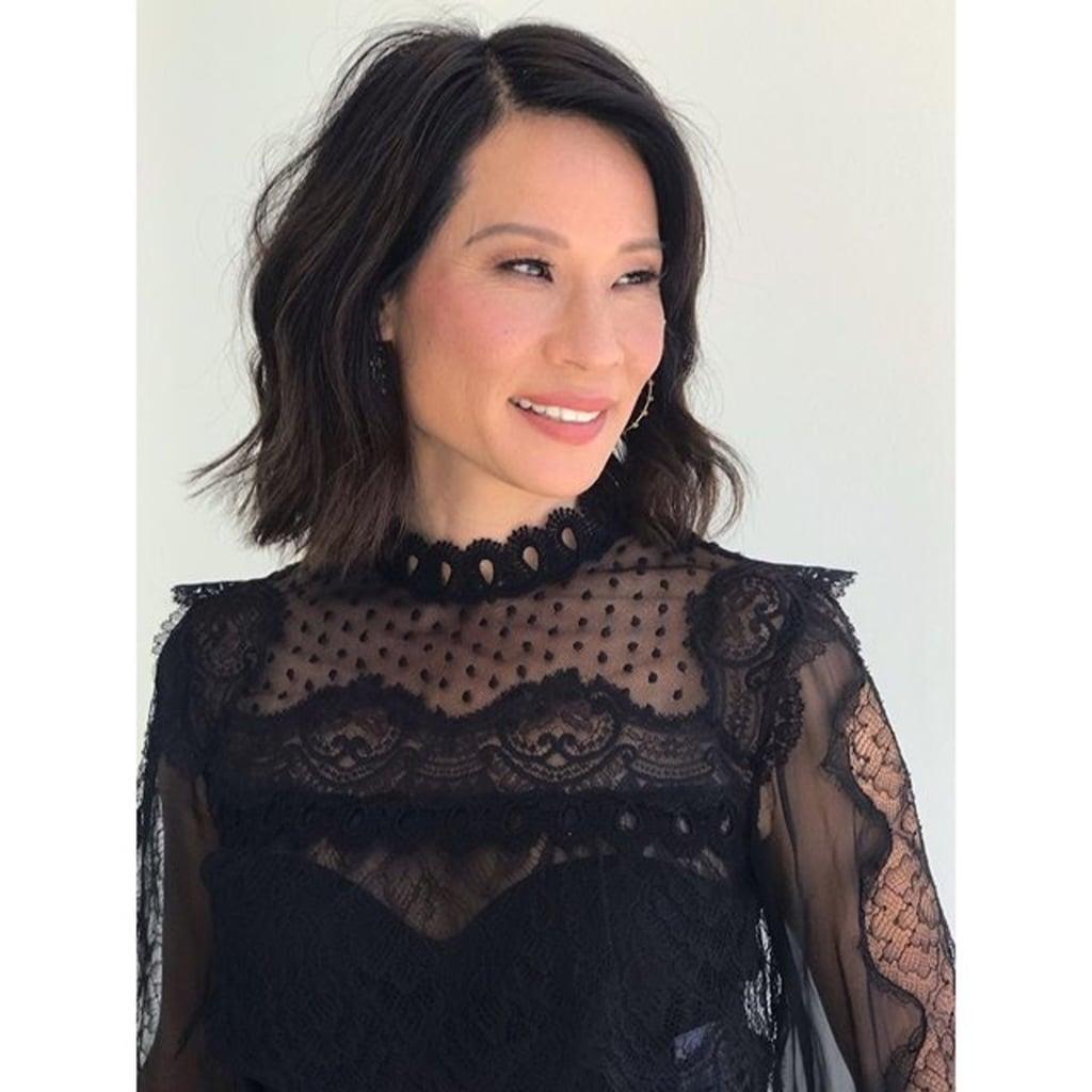 Lucy Liu Bob Haircut 2019