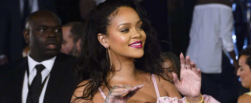 "Rihanna May Drop a Lingerie Line, and Everyone in Your Vicinity Will Soon Have ""Love on the Brain"""