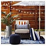 Outdoor LED Plastic Mason Jar Cover Solar String Lights