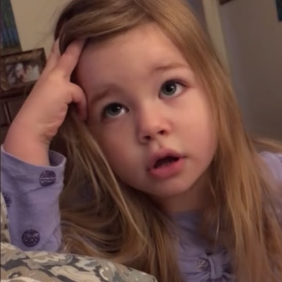 Toddler Scolds Her Dad For Not Putting the Toilet Seat Down