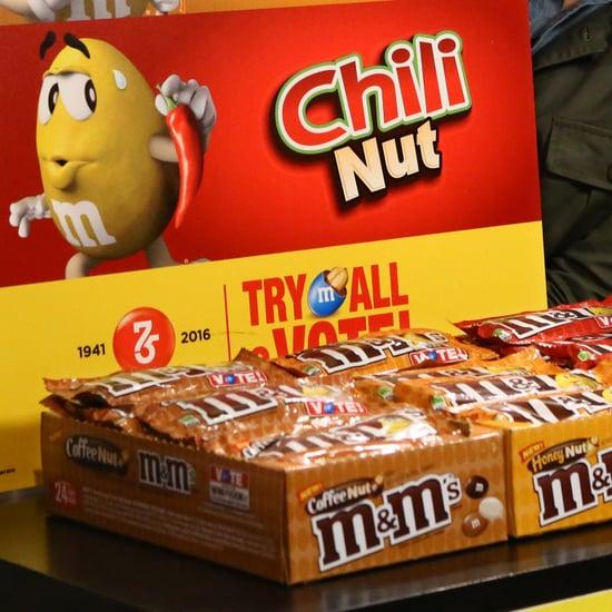 New Peanut M&M's Flavors