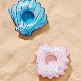 Shell Cup Holder Pool Float Set