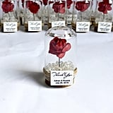 Beauty and the Beast Wedding Favors