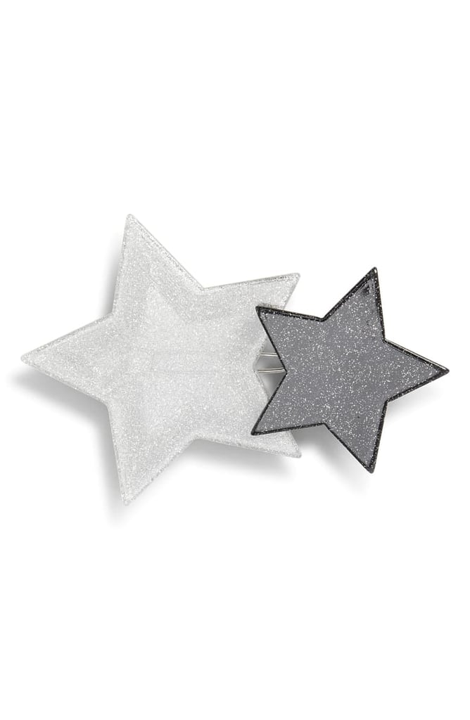 Halogen x Atlantic-Pacific Double Star Hair Clip