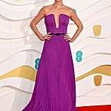Charlize Theron at the EE British Academy Film Awards 2020