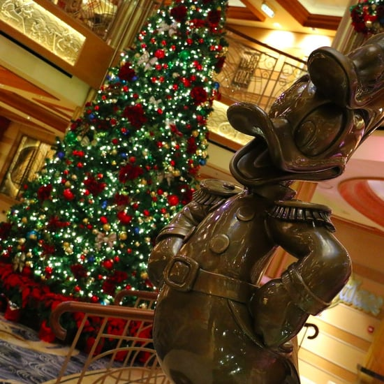 Holiday Disney Cruise Facts