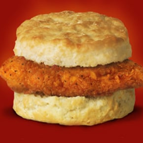 Try Chick-Fil-A's Spicy Chicken Biscuit For Free