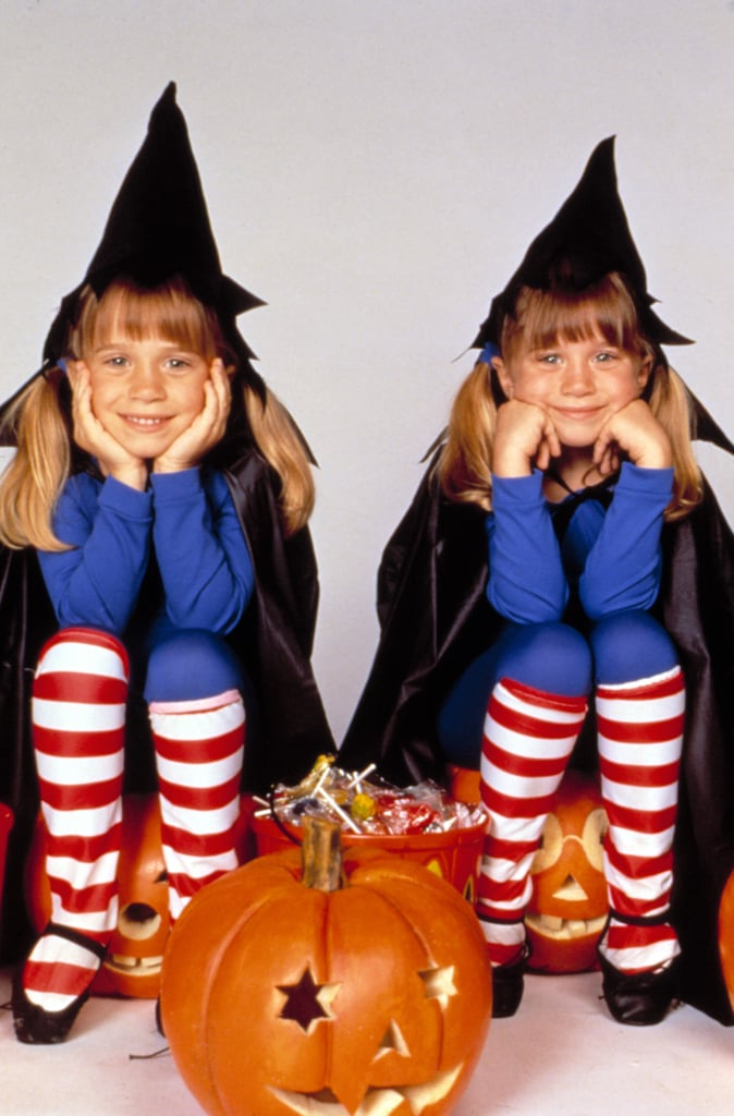 Mary-Kate and Ashley Olsen Halloween Costumes