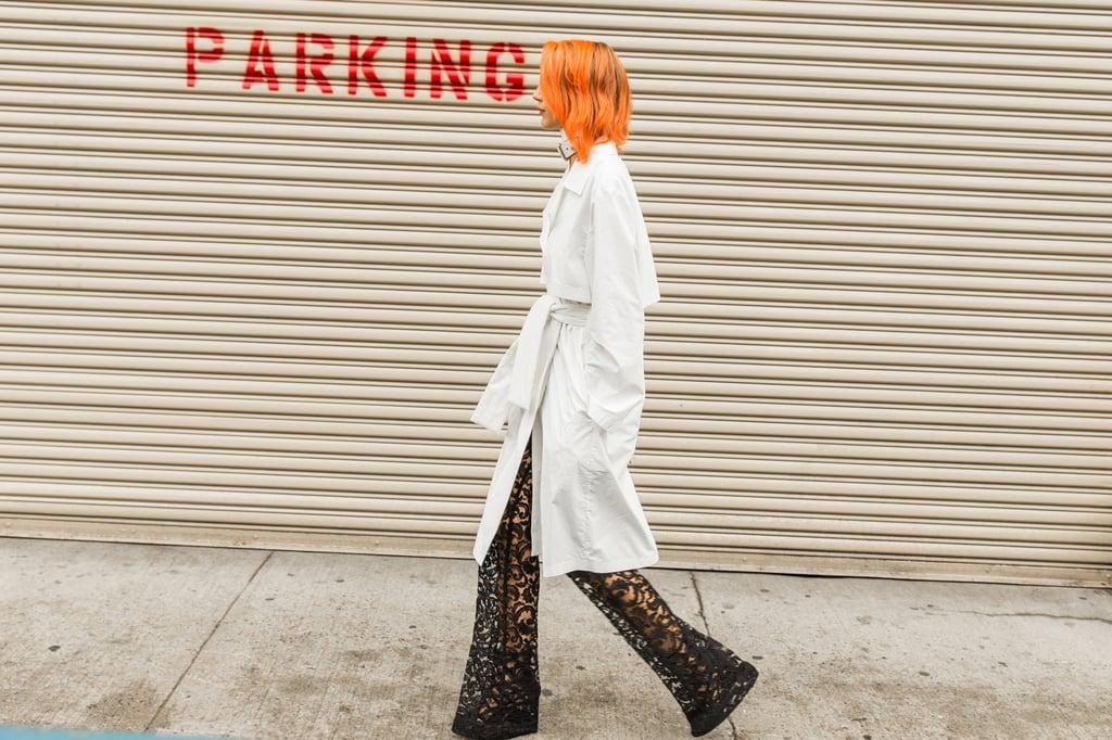 New York Fashion Week, Day 1