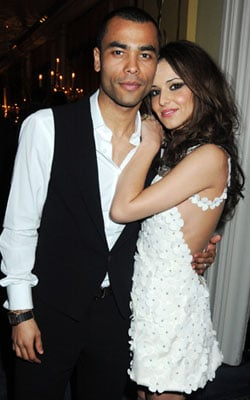 "Pictures of Ashley Cole and Cheryl Cole Who Will Divorce After Cheryl Filed Papers Citing His ""Unreasonable Behaviour"" 2010-05-26 00:15:52"