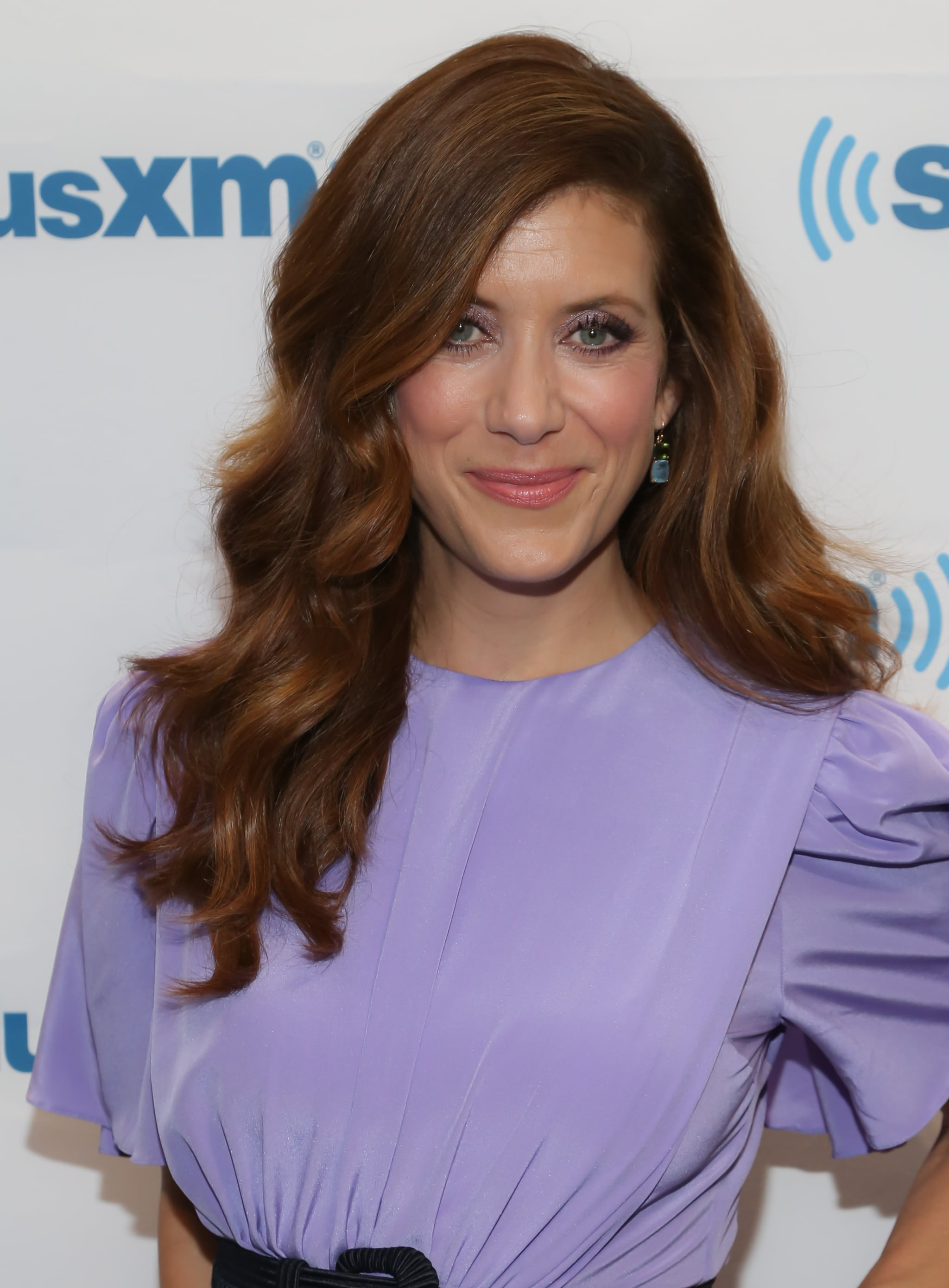 NEW YORK, NY - APRIL 18:  Kate Walsh visits the SiriusXM studios on April 18, 2018 in New York City.  (Photo by Manny Carabel/Getty Images)