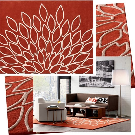 Steal of the Day: CB2 Burst Rug