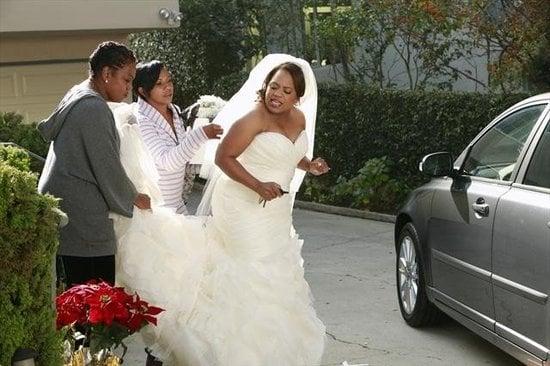 Miranda Bailey's Wedding to Ben | Grey's Anatomy Wedding ...