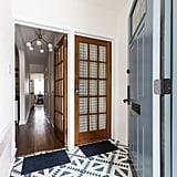 Patterned Floor Tile