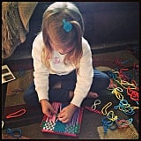 Keep Them Busy: Loop and Loom