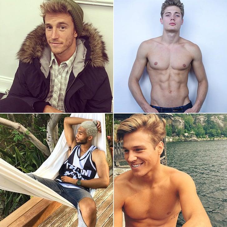 Sexy Blond Guys