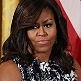 Michelle Obama Creatures of the Wind Dress July 2016