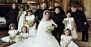 There's a Logical Reason 1 Royal Wedding Bridesmaid Didn't Have Her Own Bouquet