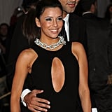 Eva Longoria and Tony Parker, 2009