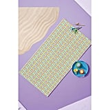 Fun Beach Towel Yellow