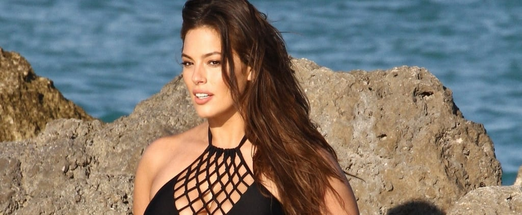 Excuse Us, We're Trying to Compose Ourselves After Looking at Ashley Graham's Sexy Bikini