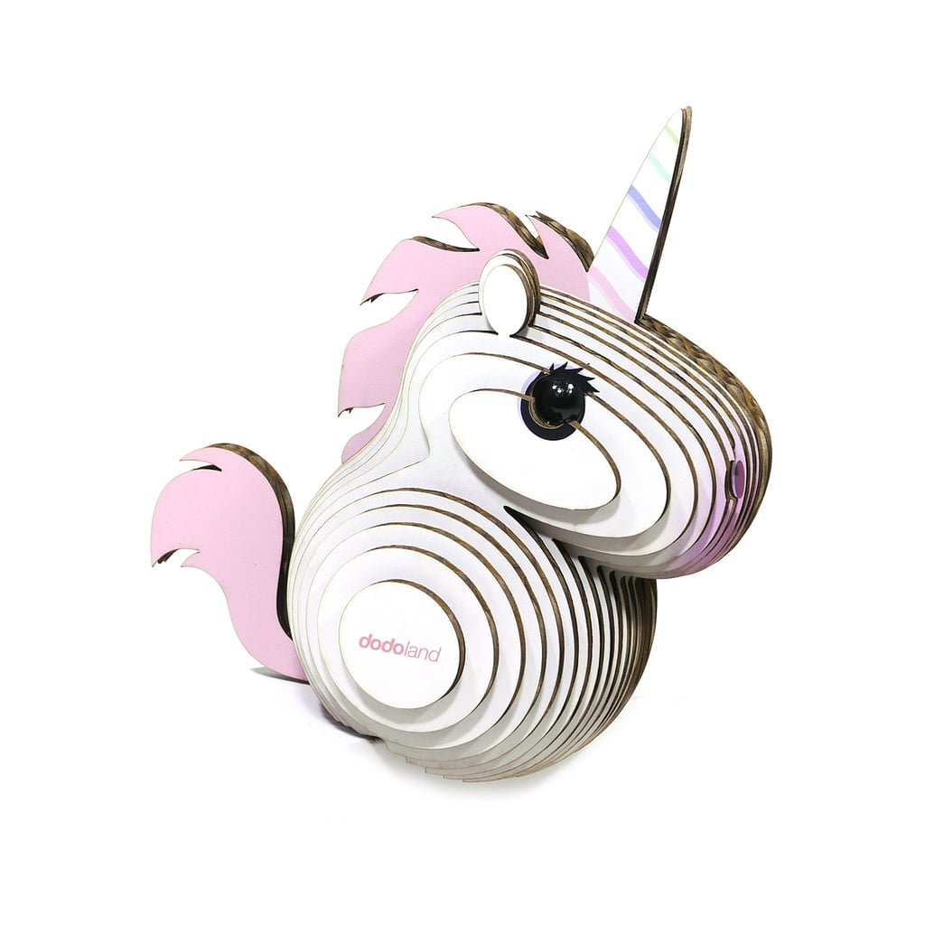 Mini Unicorn 3D Model Kit