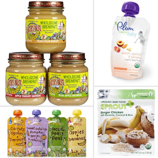 The Best Organic Baby Food