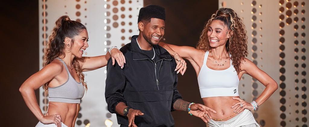 20-Minute Peloton Usher Dance Cardio Review