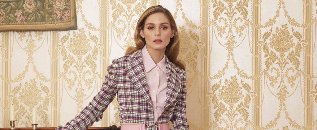 Olivia Palermo Looks Like a Damn Dream in Millennial Pink