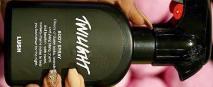 You're About to Smell a Lot Better, Because Lush Turned 2 Iconic Scents Into Body Spray