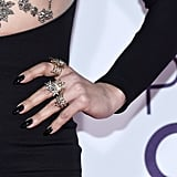 Jennifer Lopez at the 2017 People's Choice Awards