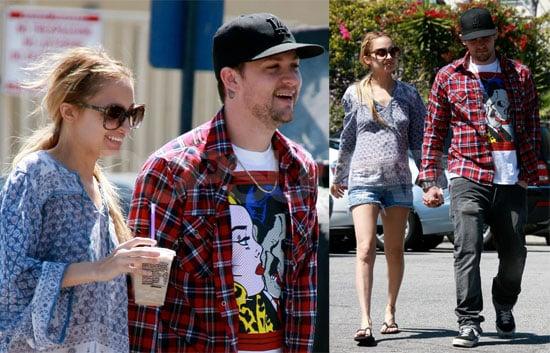 Nicole and Joel in LA