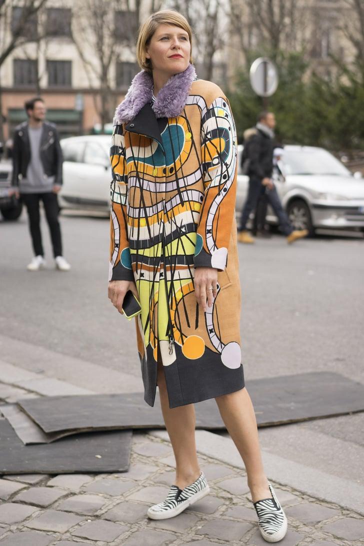 Pfw Day Seven Paris Fashion Week Street Style Fall 2015