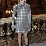 Maisie Williams at Stella McCartney Fall 2019