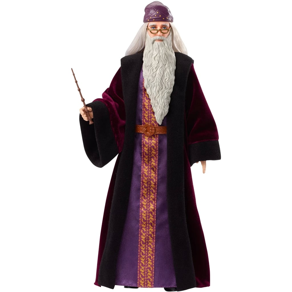 Harry Potter Chamber of Secrets Professor Albus Dumbledore Doll