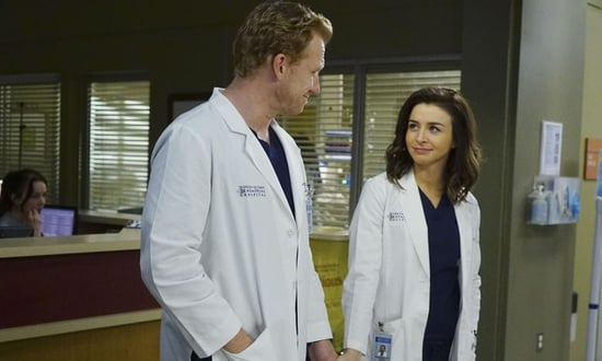 Will Owen And Amelia Get Back Together On Greys Anatomy Popsugar