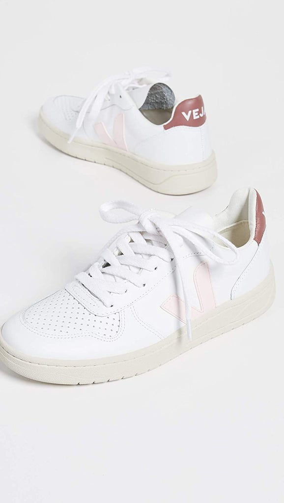 cae28f4b9ed1ec Veja Women's V-10 Lace Up Sneakers | Useful Amazon Products ...